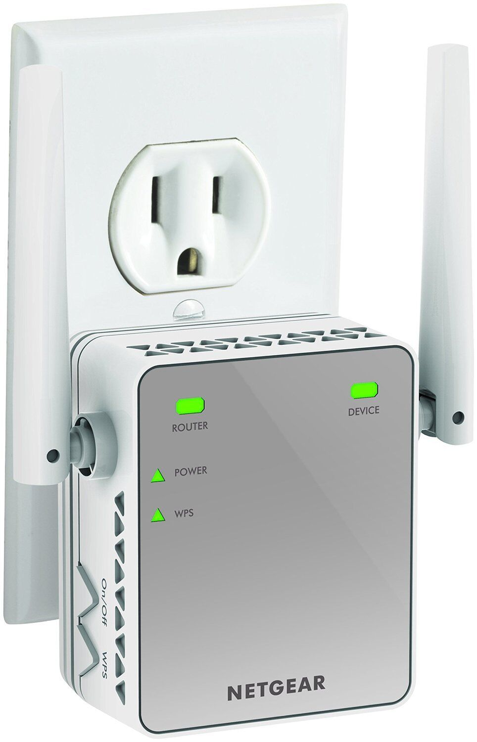 Wi-Fi Range Extender Wireless Network Signal Booster Router