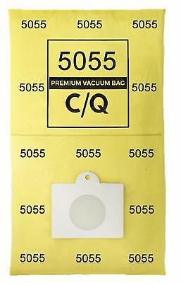 24 Sears Kenmore Vacuum Cleaner Bags 5055 50557 50558 C Q Canister Panasonic C-5