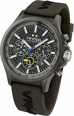 NEW TW Steel VR46 Men's Chronograph Quartz Watch -  TW935