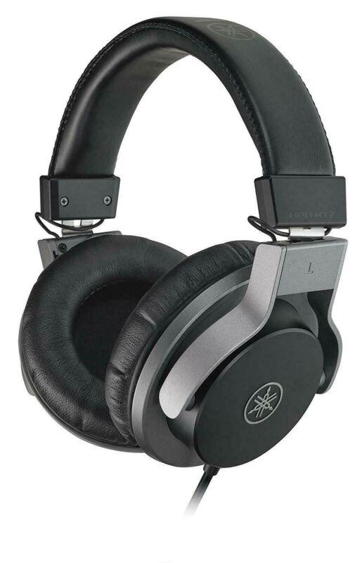 Yamaha HPH-MT7 Studio Monitor Headphones Black - New Open Box