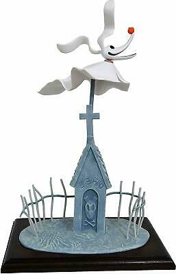 "Diamond Select Nightmare Before Christmas 12"" ZERO Deluxe Figure/Doghouse Stand"
