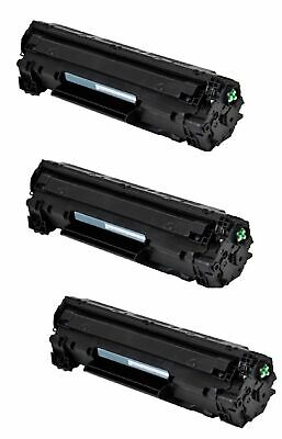 3-PK/PACK Q2612A Toner Cartridge HP 12A LaserJet 1012 1010 1018 1020 3030 3020 for sale  Shipping to India