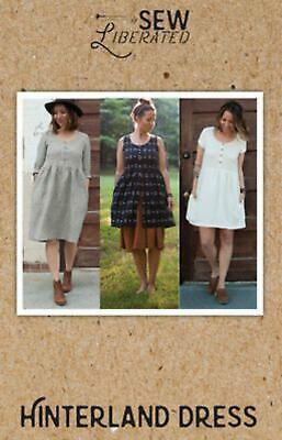 Hinterland Dress - Sew Liberated Sewing Pattern