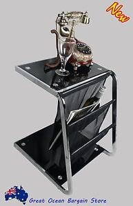 Chrome Metal Bar Table Lamp Table G5117 Chipping Norton Liverpool Area Preview