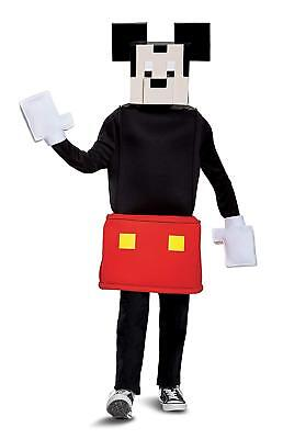 Mickey Mouse Crossy Roads Classic Child Costume Large 10-12