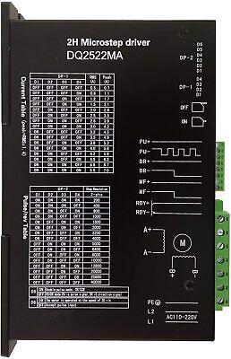 Big Salestepper Motor Diver 5.0a Rms 7.0a Peak Currentac Input Nema2334