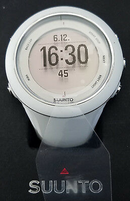 Suunto Ambit3 White Silicone Multisport GPS SS020683000 - Retail $400 (44% off)