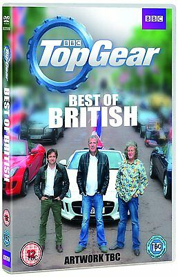 Top Gear - Best of British [DVD] *NEU* Jeremy Clarkson