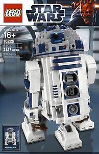 Lego Star Clone Wars 10225 R2D2 R2D2 R2-D2 Ultimate Collectors Series UCS NISB