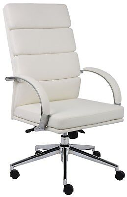 Boss - B9401-wt - Caressoftplus Executive Series Chair