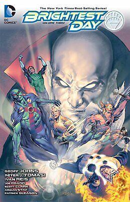 Brightest Day: Volume Three (3) TP - Geoff Johns - DC Comics Graphic Novel - NEW