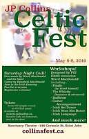 JP Collins Celtic Fest