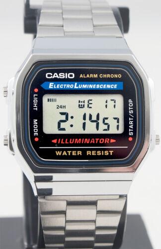 Casio A168WA-1 Men