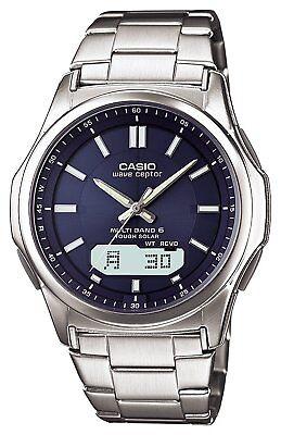 Casio Wave Ceptor Wva M630d 2Ajf Multi Band 6 Mens Watch New In Box