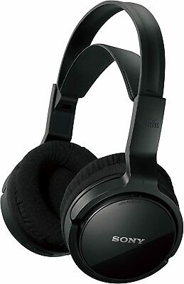 Sony Wireless RF Headphones for Watching TV (MDR-RF912) NEW FREE SHIPPING