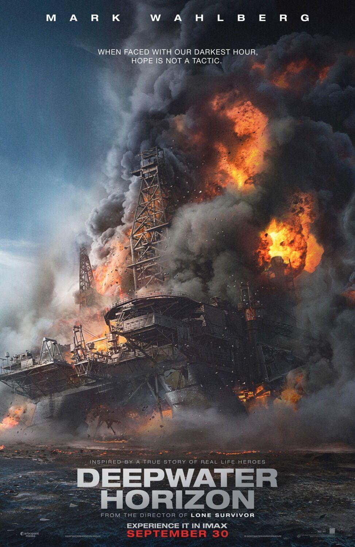 DEEPWATER HORIZON 13.5x20 PROMO MOVIE POSTER | eBay |Deepwater Horizon Movie Poster