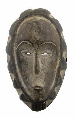 Masquette Mask Diminutive African Fang Ngon Ntang Gabon 15cm Art First 16759