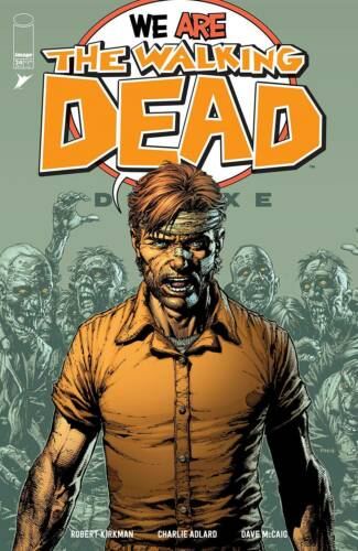 The Walking Dead Deluxe #1-24 | Select A B C D E Covers | Image Comics 2021 NM