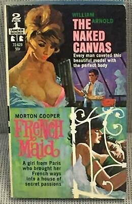 William Arnold / Morton Cooper / NAKED CANVAS / FRENCH MAID 1957](Arnold Maid)