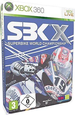 XBOX 360 Spiel SBK X 10 2010 Special Edition Neu&OVP  ()