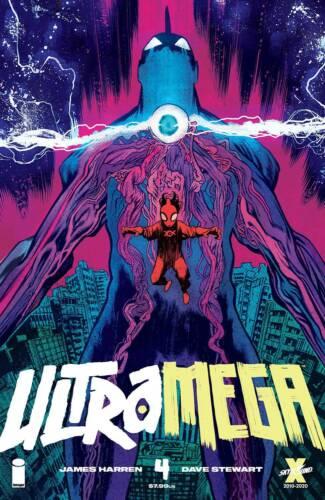 Ultramega By James Harren #1-4 Select A B C & Incentives   Image Comics NM 2021
