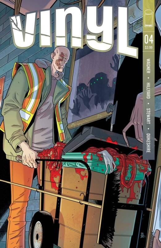 VINYL #4 (OF 6)  IMAGE COMICS   9/22  PRE-SALE