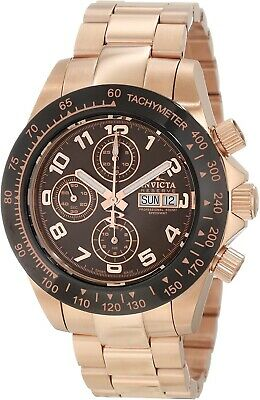 Men's Invicta 10939 Reserve Speedway 45mm Automatic Valjoux 7750 SWISS MADE