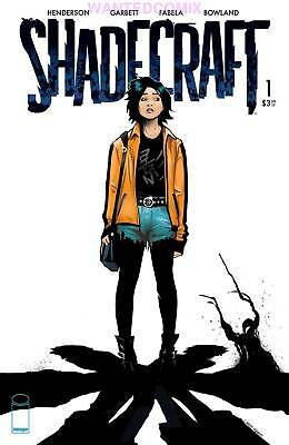 SHADECRAFT #1 COVER A FIRST PRINT IMAGE COMIC BOOK SOLD OUT 2021