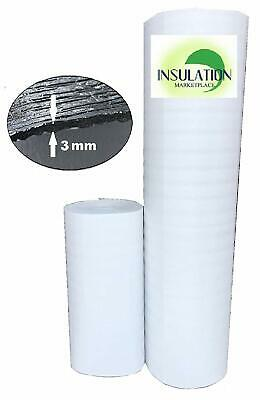 Smartshield -3w White Reflective Insulation Roll Foam Core Radiant Barrier 3mm