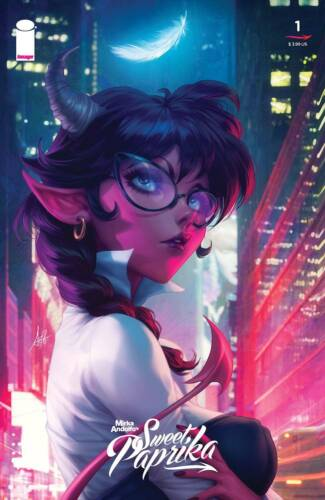 Mirka Andolfo Sweet Paprika #1 | Select B C D E F G Covers Image Comics NM 2021