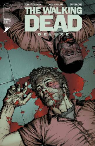 The Walking Dead Deluxe #1-23   Select A B C D E Covers   Image Comics 2021 NM