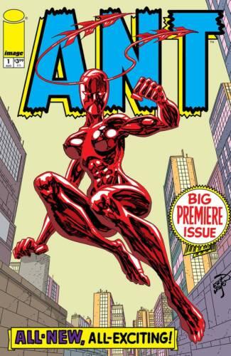 Ant #1 | Select Covers | Image Comics NM 2021