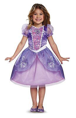 Toddler Disney Princess Sofia The First Costume - Sofia The First Toddler Costume