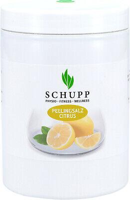 Peelingsalz Citrus 1 kg. Schupp Peelingsalz Citrus
