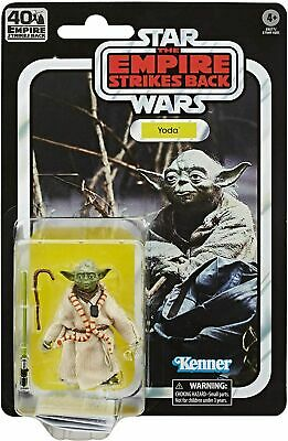 Star Wars Black Series 40th Anniversary Yoda - New in Stock