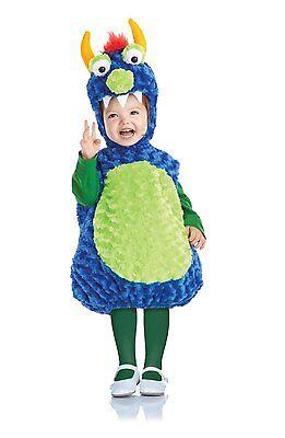 Kostüm MONSTER Baby 80/86 Karneval Fasching Junge Overall 18-24 month USA - Baby Jungen Monster Kostüm