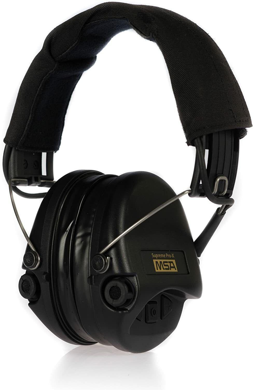 MSA Sordin Supreme Pro X - Premium Edition - Electronic Earm