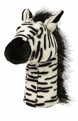 Zebra Golf Headcover - New Daphne's Driver Head Covers Zebra Golf Headcover