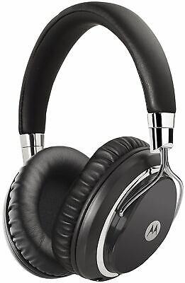 Motorola Pulse M Series - Premium Metal Over Ear Wired Headphone