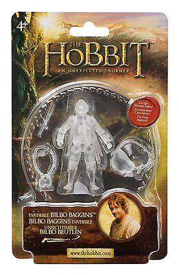 Der Hobbit - unsichtbarer Bilbo Beutlin