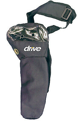 Drive Medical Oxygen Cylinder Carry Bag Black D
