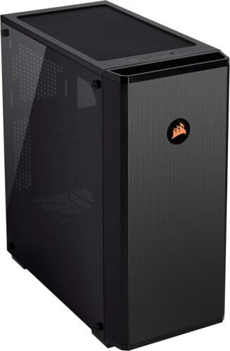 1Corsair Carbide Series 175R RGB Tempered Glass Mid-Tower ATX Gaming Case, Black