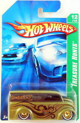 HOT WHEELS 2006 TREASURE HUNT DAIRY DELIVERY 12/12