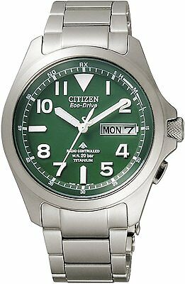 Citizen Promaster Land PMD56-2951 Eco-Drive Radio Watch from Japan New in Box