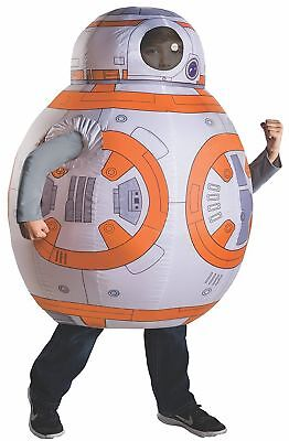 Disney Star Wars VII Deluxe BB-8 Inflatable Child Costume blowup Kostüm One Size