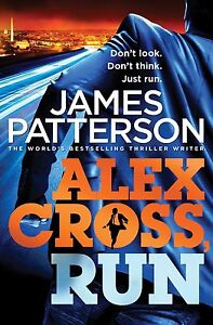 Alex-Cross-Run-Alex-Cross-20-Patterson-James-Used-Good-Book