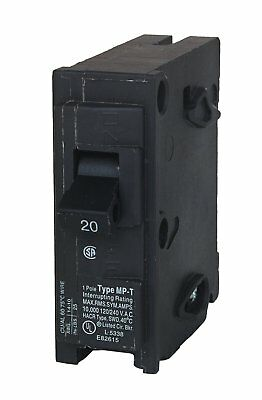 Murray Mp120 1 Pole 20 Amp 120 Volt Breaker