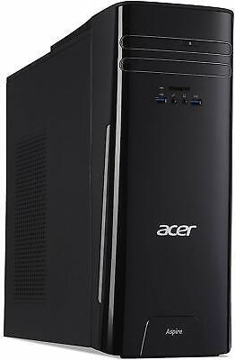 Acer Aspire Desktop, 7th Gen Intel Core i3-7100, 8GB DDR4, 1TB HDD, Windows 10