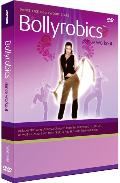 Bollyrobics - Dance Workout (DVD, 2009) - Brand New & Sealed