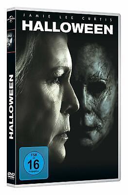 Halloween [DVD] *NEU* DEUTSCH Kinofilm mit Jamie Lee Curtis, Judy - Film Deutsch Halloween